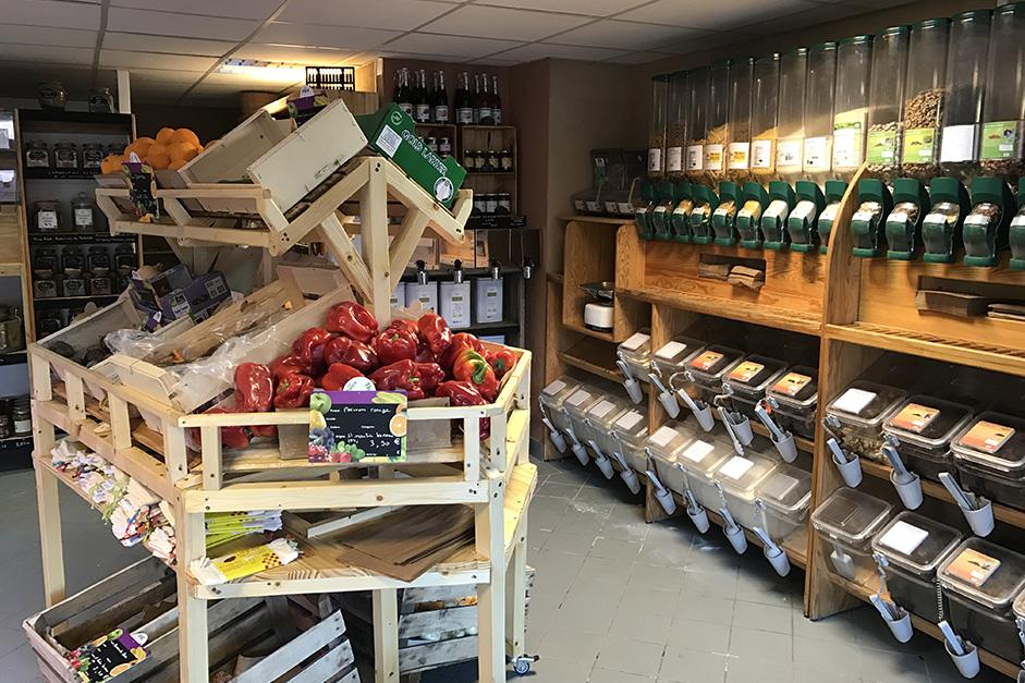 Les Herbes de Provence bio Truc&Co sont à l'épicerie vrac L'herbe folle