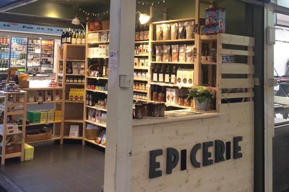 Les bouquets garnis bio Truc&Co à La Petite Epicerie Grenoble