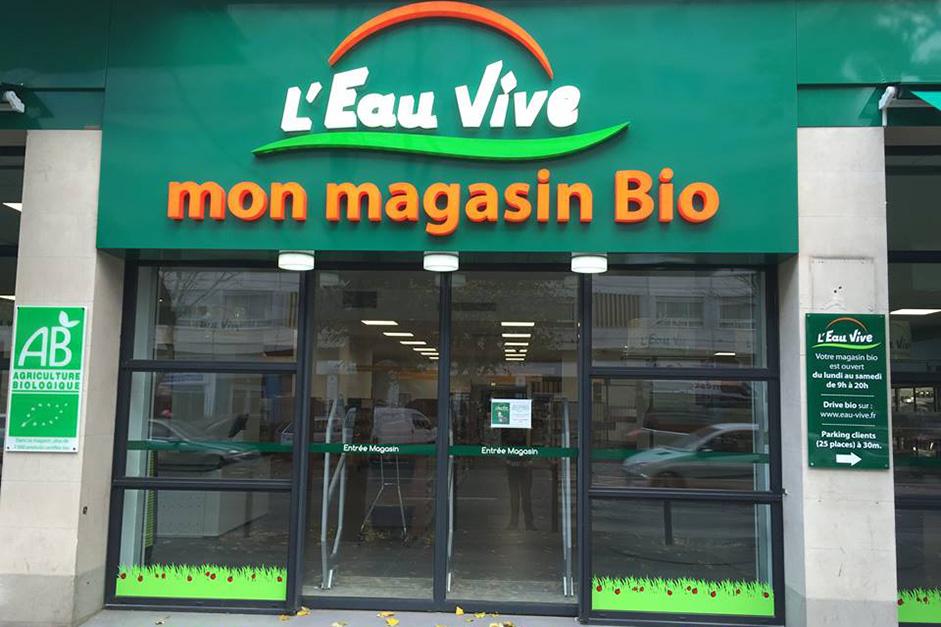 Les aromates bio Truc&Co chez L'Eau Vive Marseille