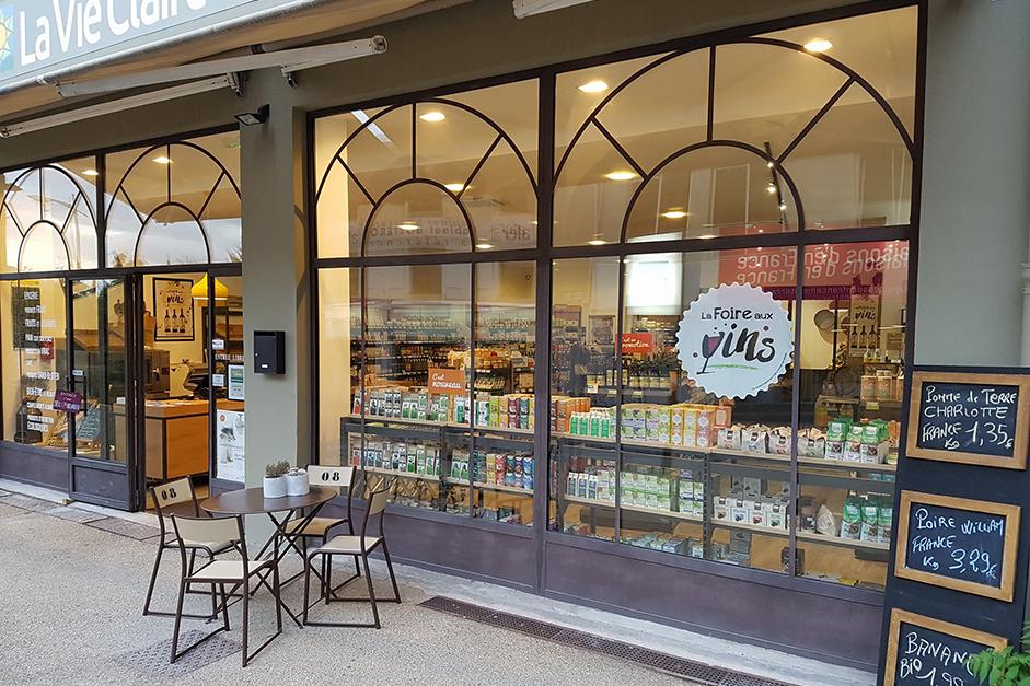 Les aromates Truc&Co chez La Vie Claire Manosque