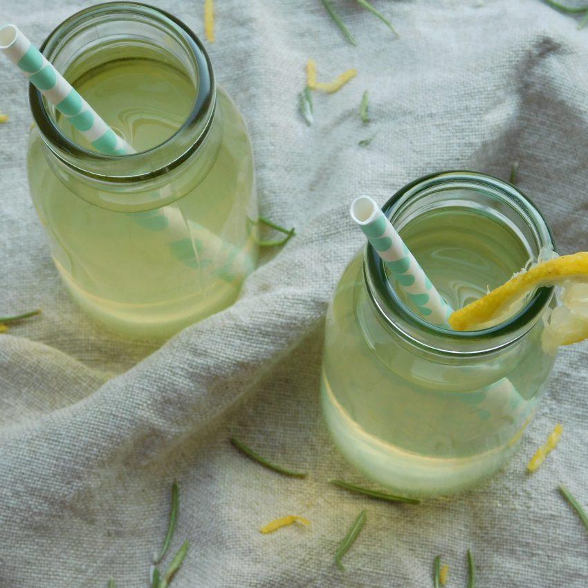 Recette de sirop citron romarin bio par Truc&Co