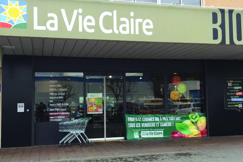 Les herbes de Provence bio Truc&Co à La Vie Claire Digne