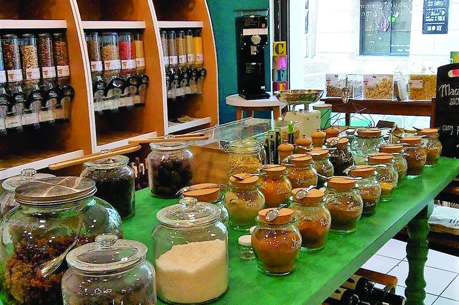 Herbes de Provence bio Truc&Co dans l'Epicerie Le Petit Pot
