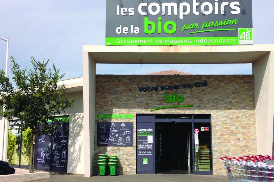 Les aromates bio Truc&Co dans Les Comptoirs de la Bio Sainte Maxime