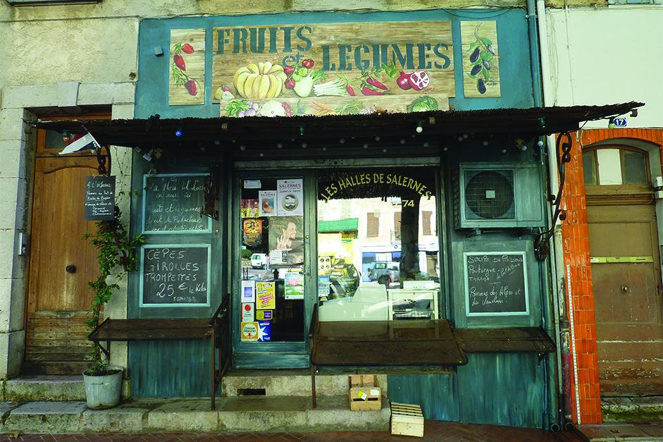 Les aromates de Provence bio Truc&Co aux Halles de Salernes