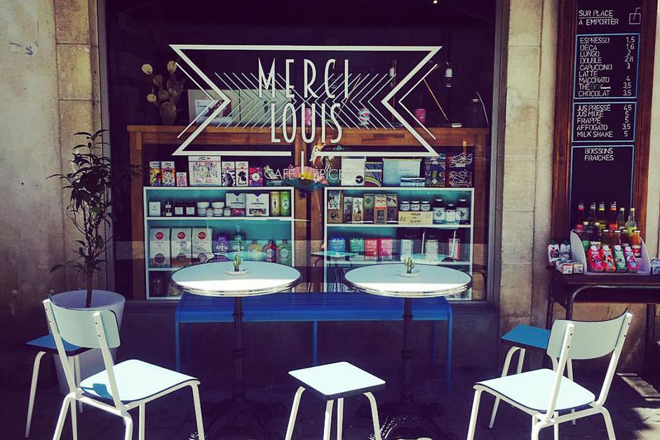 Herbes de Provence Truc&Co à l'épicerie Merci Louis La Rochelle