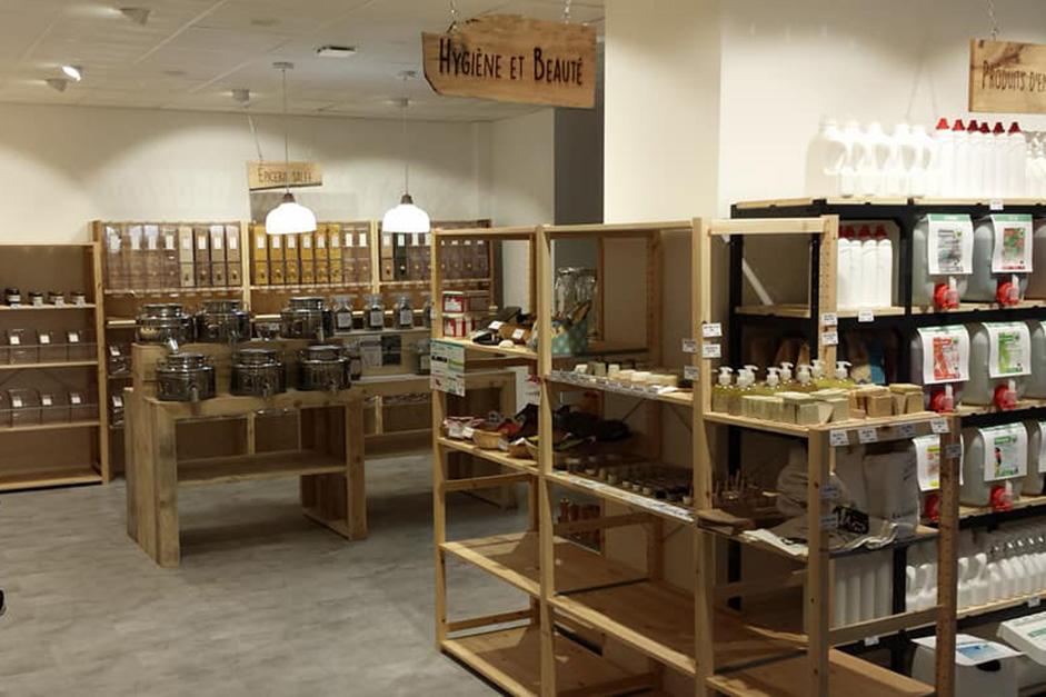 Aromates bio Truc&Co au Mont Vrac Voiron