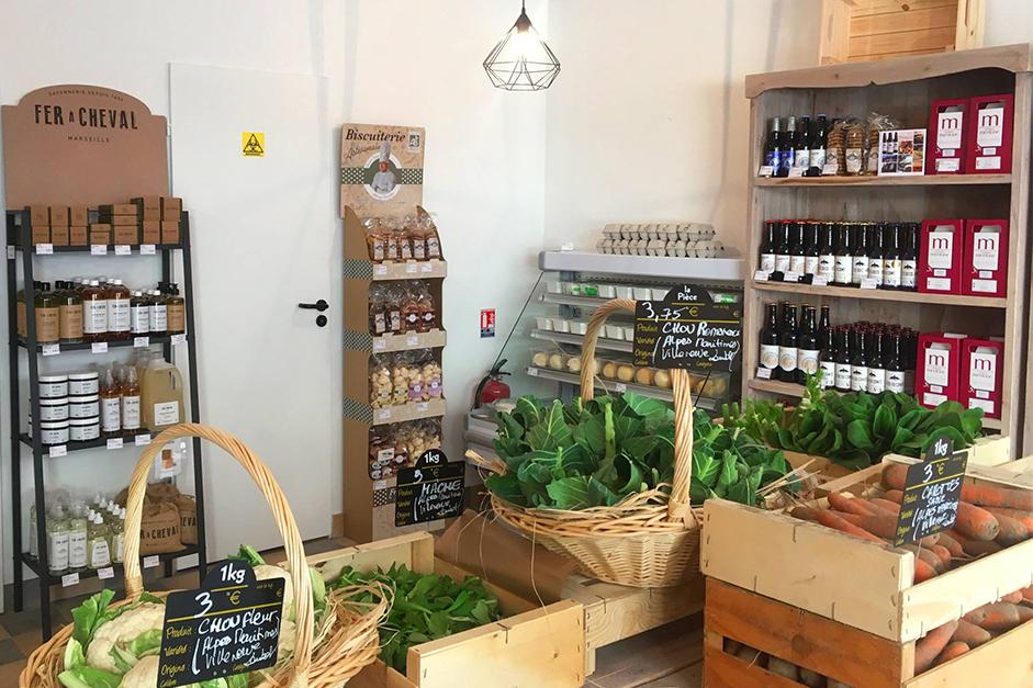 Les herbes de Provence bio de Truc & Co sont disponibles à Nice dans l'épierie Jean de la Tomate