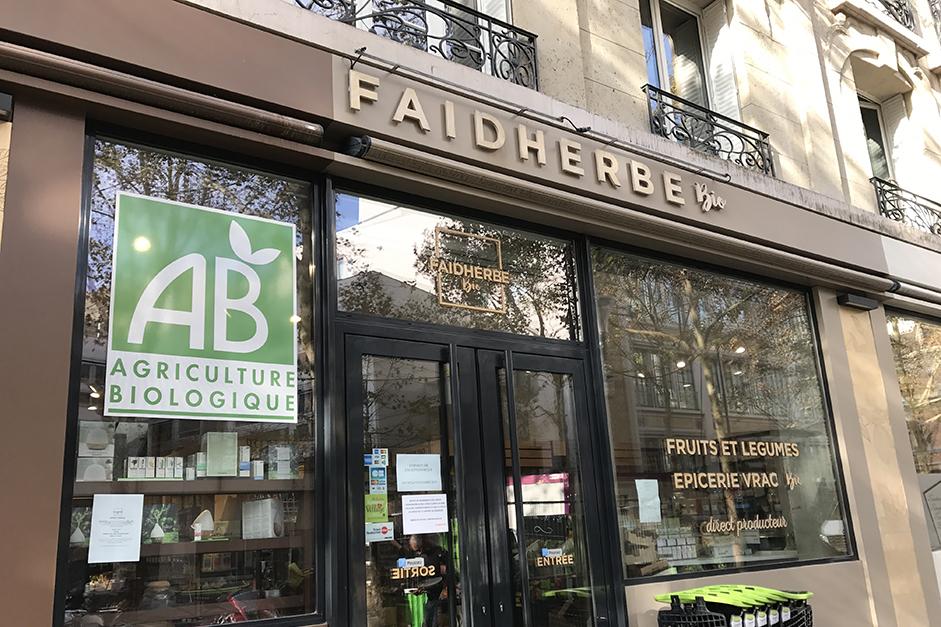 Les herbes aromatiques bio Truc&Co disponibles à Paris dans l'épîcerie Faidherbe bio