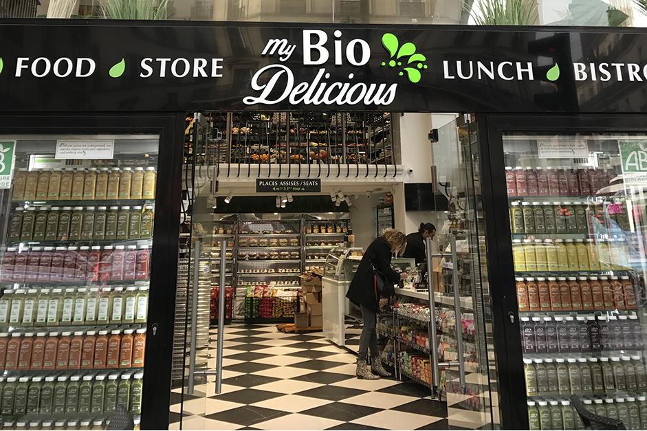 Les herbes de Provence bio Truc&Co disponibles à l'épicerie My Bio Delicous Paris