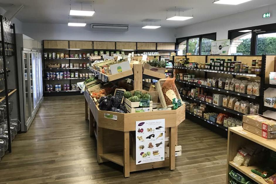 Les herbes aromatiques bio Truc&Co sont disponibles à l'épicerie Oraison Bio