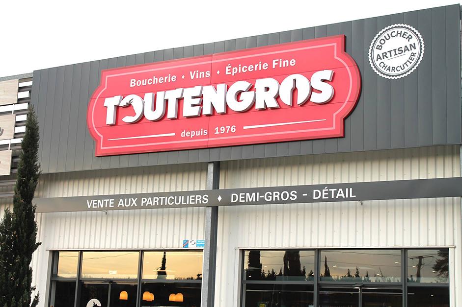 Les aromates bio Truc&Co disponibles au magasin Tout en gros Montélimar