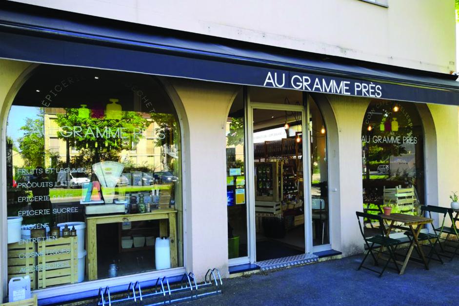 Herbes aromatiques bio Truc&Co à l'épicerie Au gramme près