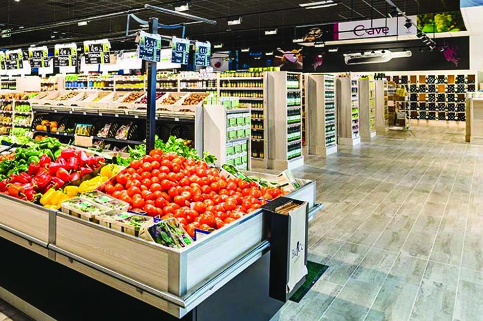 Aromates bio de Provence au magasin Bio&Co Salon