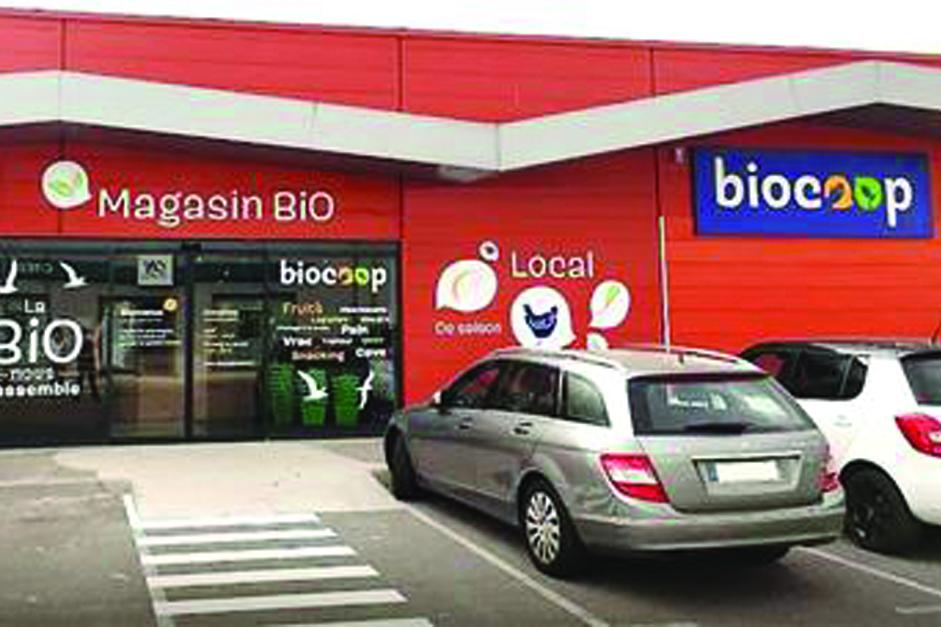 Herbes aromatiques bio Truc & Co au Biocoop La Ciotat