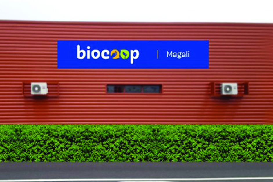 Aromates bio Truc&Co au Biocoop Magali Noves