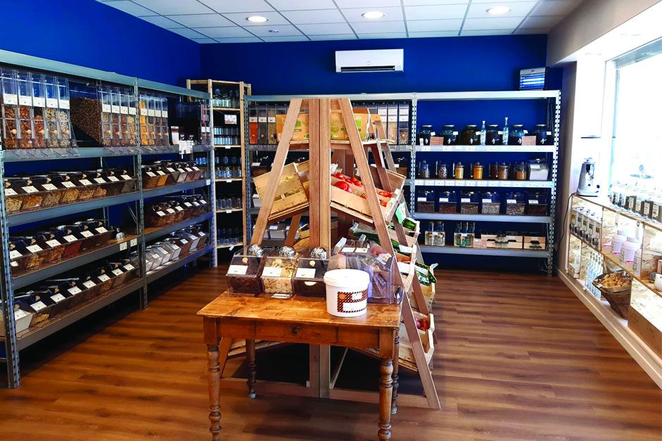 Aromates bio Truc&Co à l'Epicerie en famille