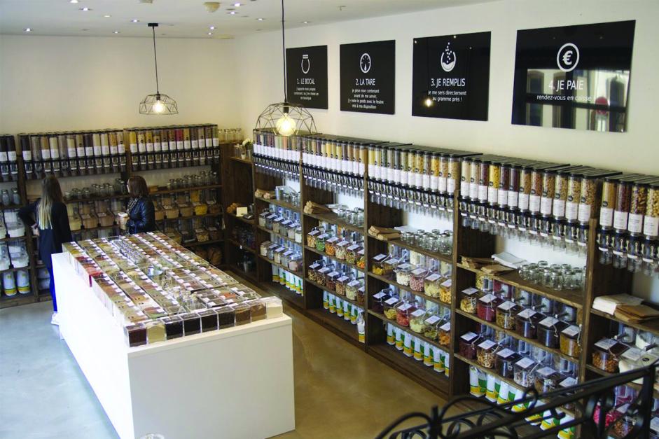 Aromates Bio Truc&Co à l'épicerie Le Bocal Strasbourg