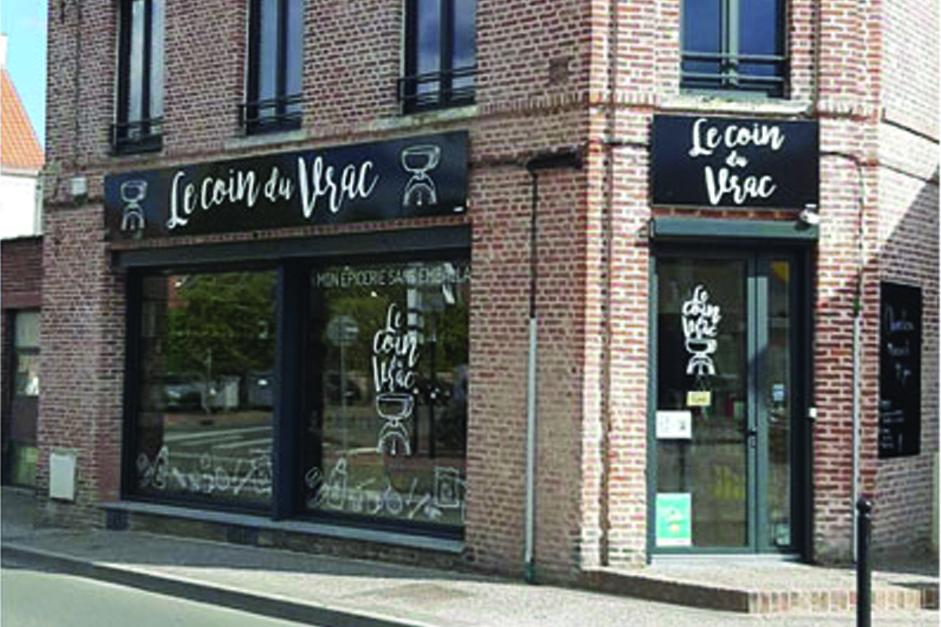 Herbes aromatiques bio Truc & Co à l'épicerie Le coin du vrac
