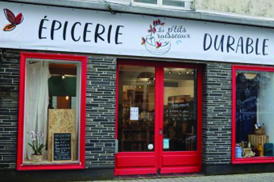 Herbes aromatiques bio Truc&Co à l'épicerie Les Ptits Ruisseaux