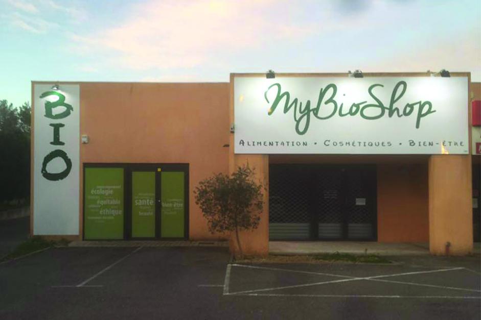Herbes aromatiques bio Truc & Co chez My Bio Shop Rocbaron