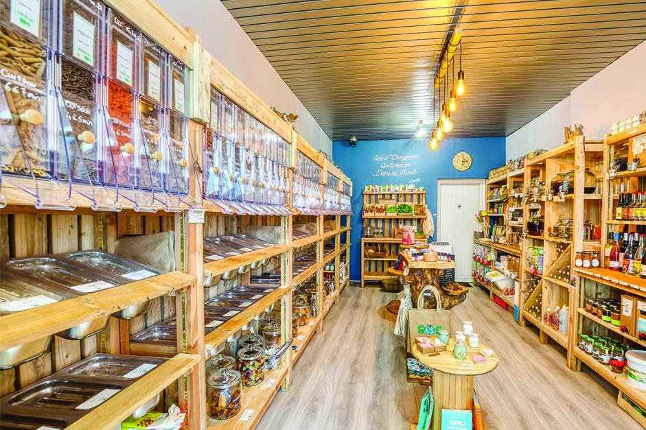 Aromates bio de Provence Truc&Co à l'épicerie O Ptit Bocal