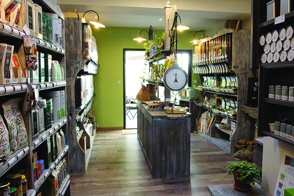 Herbes aromatiques bio Truc&Co chez Vrac en Vert